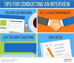 Tips For Interview Actionable Business Tips For Conducting An Interview