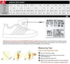 Adidas Shoe Size Chart Cm Hot Adidas Superstar Sizing Chart 9cd66 96409