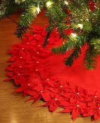 ... Fine Design How To Make A Christmas Tree Skirt Top 25 DIY Skirts  Celebrations ...
