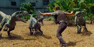 Christopher michael chris pratt (born june 21, 1979) is an american actor, producer and voice artist who played owen grady in the 2015 jurassic world and its sequel jurassic world: New Jurassic World Trailer Has Plenty More Chris Pratt