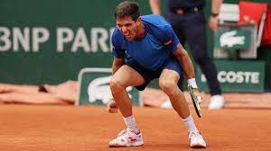 Federico Delbonis Upsets Fabio Fognini For Breakthrough Run In Paris   ATP  Tour