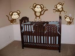 Star Bedroom Decor Bedroom White Wooden Baby Cribs Star Wallpaper Blinds Curtain
