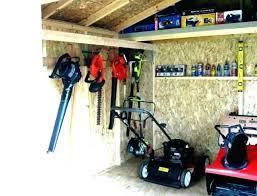 lawn mower storage shed lawn equipment storage lawn storage lawn tool storage garage ideas garden tools lawn mower storage