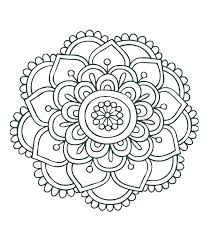 Free Printable Christmas Mandala Coloring Pages Mandala Coloring