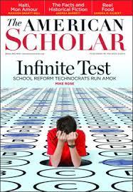 essay in the american scholar is skeptical on school reform  american scholar education blogjpg