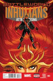ic book preview inhumans attilan rising 3 inhumans attilan rising 3 story