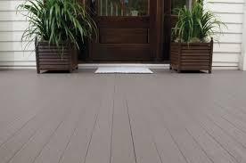 trex composite porch flooring