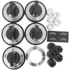 kenmore stove knobs. supco universal gas burner range knob kit per 3 each kenmore stove knobs v