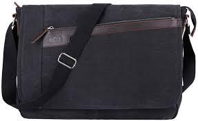Designer Canvas Crossbody Bag Us 28 68 45 Off Coofit Designer Mens Canvas Messenger Crossbody Bags Casual Laptop Shoulder Bag Male Briefcase For Travel Business School Use On