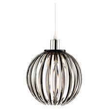 sphere pendant light. Nantes Pendant Light Shade Smoke Sphere E