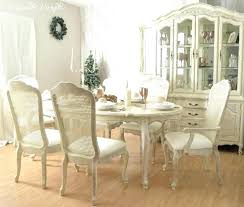 small shabby chic kitchen table small glass dining tables shabby chic pedestal dining table long dining
