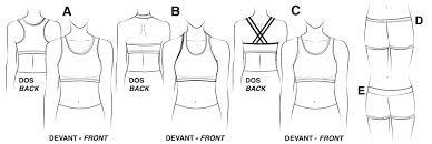 Crop Top Pattern Fascinating Jalie 48 Crop Tops And Shorts