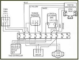 wiring diagram industry standard not just honeywell both ports open midway when dhw and heating show demand dhw only closes the heating port and vice versa