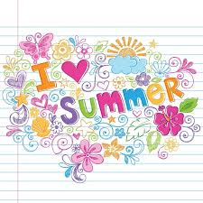 Image result for free clip art summer break