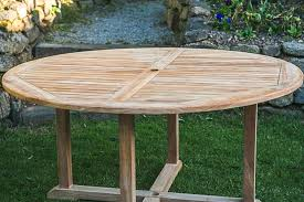 large round patio table large round teak pedestal table new home design reclaimed outdoor dining round