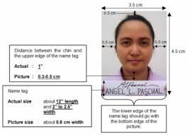 For Service - Exam Passport Picture Civil Ph