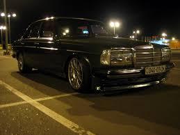 Dark taillights for w124 $ 99. Mercedes Benz W123 On Bbs Ch R17 Wheels Benztuning