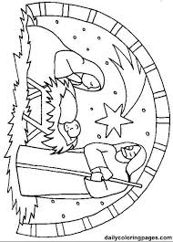 nativity coloring sheet http dailycoloringpages com images nativity scene bible coloring