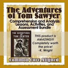 the adventures of tom sawyer lesson plan pdf adventures of tom sawyer literature guide