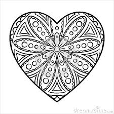 Small Picture 8 Heart Coloring Pages JPG AI Illustrator Download Free