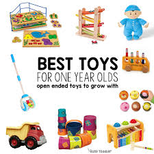 Best Toys for 1 Year Olds - Busy Toddler