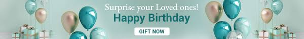 send birthday gifts to india