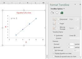 How To Add Equation To Graph Excelchat Excelchat