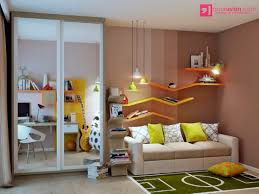 kids room lighting ideas. Amazing 28 Kids Room Lighting Ideas On The Zigzag Shelving In This Space Forms An N