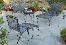 A Guide to Wrought Iron Patio Furniture 1024x707