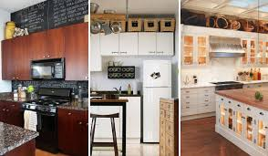 decorating above kitchen cabinets. Modren Decorating Many Kitchens Had To Face That Awkward Space Between The Top Of Kitchen  Cabinets And Ceiling How Use It Keep Neat Appearance  Throughout Decorating Above Kitchen Cabinets E