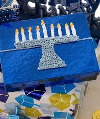 crochet for hanukkah 21 free patterns grandmother s pattern book