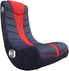 Amazon.com: Ace Casual, 5149101, Extreme III 2.0 Gaming Rocker Chair with  Audio System, 26 x 17.5 x 17, Black/Red: Sports & Outdoors