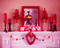 Romantic Decoration For Bedroom Surprise Your Lover With Valentines Day Decorations