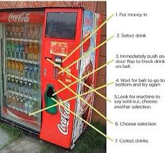 Vending Machine Trick