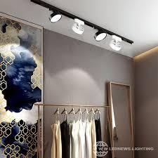 led track lighting ceiling lamp
