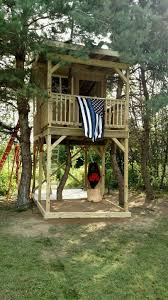 Tree House Photos Nys Trooper Davis Started Tree House For Daughter Officers Finish