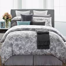 white cotton duvet cover king. Delighful White EverRouge White Lotus Kingsize 7piece Cotton Duvet Cover Set To King
