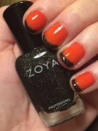 The Beauty of Life: Happy Halloween! Orange & Black French ...