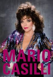 80s stars in new book celebrating photographer mario casilli joan collinsprom makeuphair