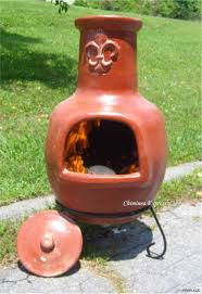 pictures gallery of ceramic outdoor fireplace chiminea