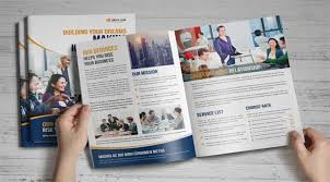 What Is A Pamphlet Sample 100 Educational Brochure Design Psd Free Download Collections
