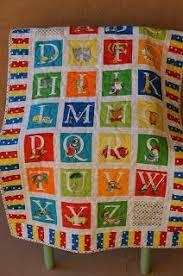 What Can You Do with A Fat Quarter Bundle? | For the Kids ... & Dr. Seuss Alphabet Quilt Adamdwight.com