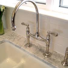 Bridge Kitchen Faucet Design Ideas
