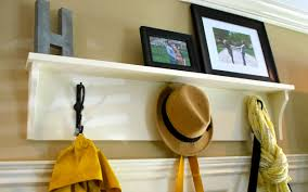 Hat And Coat Rack With Shelf shelf Wall Mounted Coat Racks With Shelf 100 Awesome Coat And Hat 19