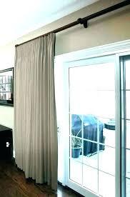 arched door curtain rod doorway magnetic rods for metal doors sliding curtains ideas magn curtain rods for doorways door with half window