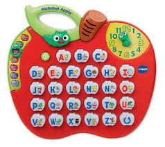 Amazon.com: VTech Alphabet Apple: Toys \u0026 Games