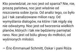 "Emmanuel Smith ""Oskar i Pani Róża"". | Quotations, Wise words, Words"