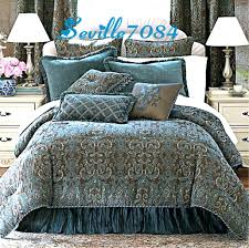 blue brown bedding and sets uk quilt baby crib