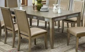 Furniture Of America Echo Antique Gold Dining Table The Classy Home