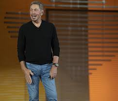 Should Oracle 'Step On The Gas' To Grow Its Cloud Even Faster? Larry Ellison  Responds